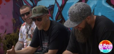 Sekkond Hand - Hip-Hop artists release documentary on music, addiction, battling cancer and their struggle in the music industry.