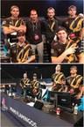 Los Miami Flamingos Esports llegaron a California para disputar la final de PUBG en el Intel Extreme Master
