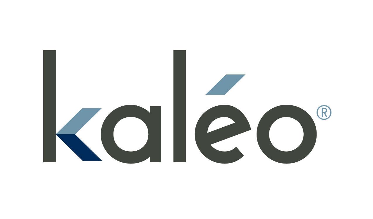 kaleo logo (PRNewsfoto/kaléo)