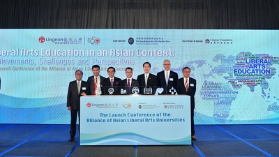 Lingnan University organises the Launch Conference of the Alliance of Asian Liberal Arts Universities to appraise liberal arts education from an Asian perspective.