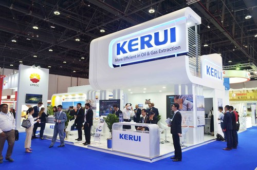 KERUI Petroleum, Chinese Oilfield Service and Equipment Manufacturing Company, Aggressively Targeting Growth in Middle East Market