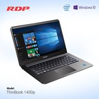 RDP ThinBook 1430p (PRNewsfoto/RDP Workstations Pvt Ltd)