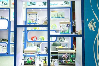 A 122a. Feira de Cantão oferece destaque aos produtos e comidas para animais de estimação (PRNewsfoto/Canton Fair)