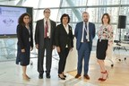 "A picture of Team GSI from the seminar ""Man Made diamonds - Myths and the Facts"" at DMCC Dubai (PRNewsfoto/GSI)"