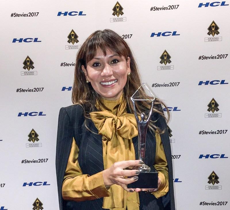 IGEL's Enit Nichani Wins Silver Stevie® Award in 2017 Stevie Awards for Women in Business
