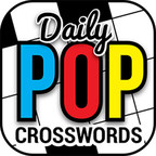 PuzzleNation Announces All-New Pop-Culture Crossword App Daily POP Crosswords with Puzzles from Penny Press and Dell Magazines