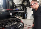 """""""Tech Live Look"""" allows Porsche dealership technicians to connect with the remote support team in real time."""