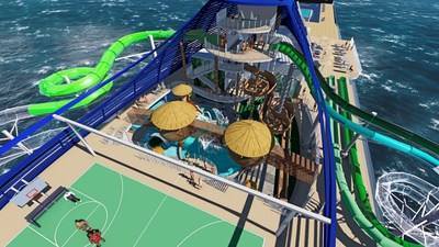 MSC Cruises Enriches Entertainment Options On Board MSC Seaside With Brand New Concepts For All Ages