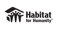 Habitat for Humanity logo. (PRNewsFoto/HABITAT FOR HUMANITY)