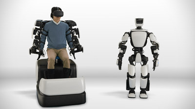 You can virtually inhabit Toyota's new humanoid robot