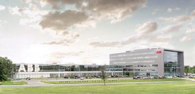 Campus Montréal d'ABB (Groupe CNW/ABB inc.)