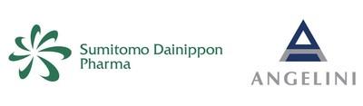 http://mma.prnewswire.com/media/608004/Sumitomo_Dainippon_Pharma_and_Angelini_Logo.jpg?p=caption