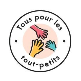 Logo : La Grande semaine des tout-petits (Groupe CNW/Conseil québécois des services éducatifs à la petite enfance (CQSEPE))