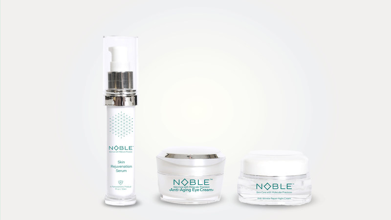 NOBEL luxury anti-aging skin care products