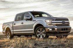 Poulin Auto Sales has created a webpage that highlights their wide selection of used Ford trucks. This webpage is designed to show drivers what Poulin Auto Sales has to offer and why shoppers should visit the dealership and test drive one of their Ford trucks.