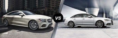 Compare the 2018 Mercedes-Benz E-Class vs the 2018 Audi A6 on the Loeber Motors website to see which luxury sedan is right for you!