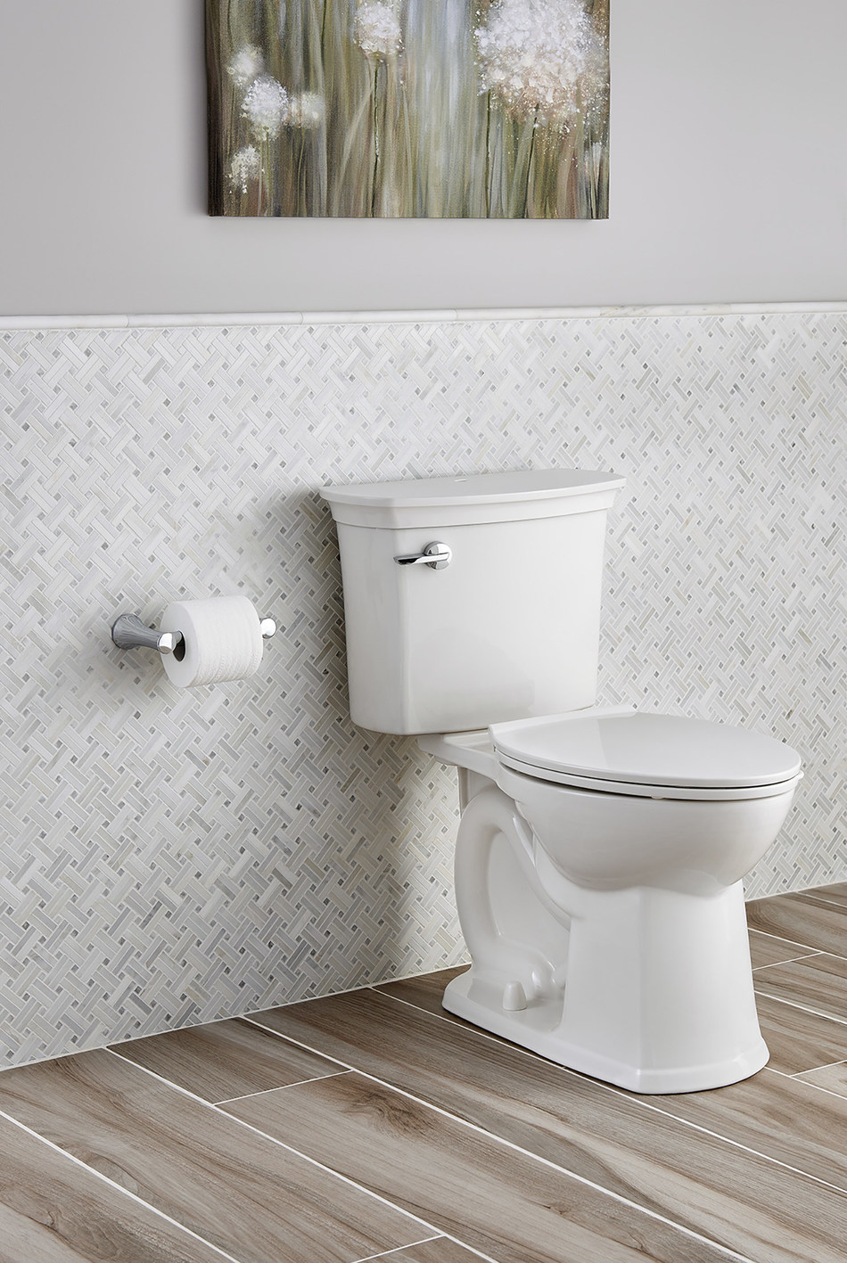 Revolutionary Acticlean Toilet From American Standard