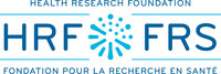 Logo: Health Research Foundation (CNW Group/Health Research Foundation)