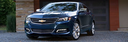 Drivers can find more information on the features and specification of the 2018 Chevrolet Impala when they visit the model research page on the McCurry-Deck Motors website.