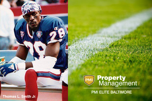 Former NFL Star Thomas Smith Jr. is experiencing continued success as owner of PMI Elite Baltimore property management franchise.