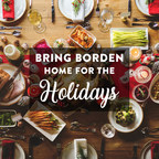 Borden® Cheese to Award $100,000 to Send People Home for the Holidays