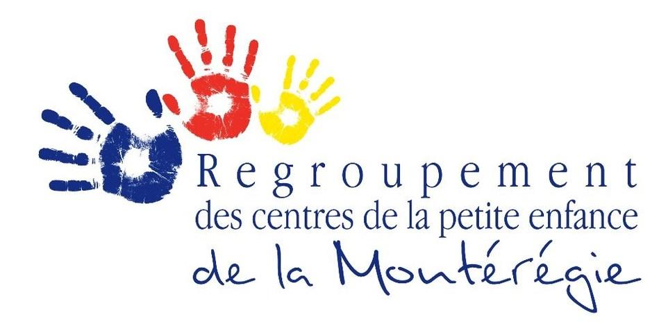 Logo : Regroupement des centres de la petite enfance de la Montérégie (RCPEM) (Groupe CNW/Conseil québécois des services éducatifs à la petite enfance (CQSEPE))