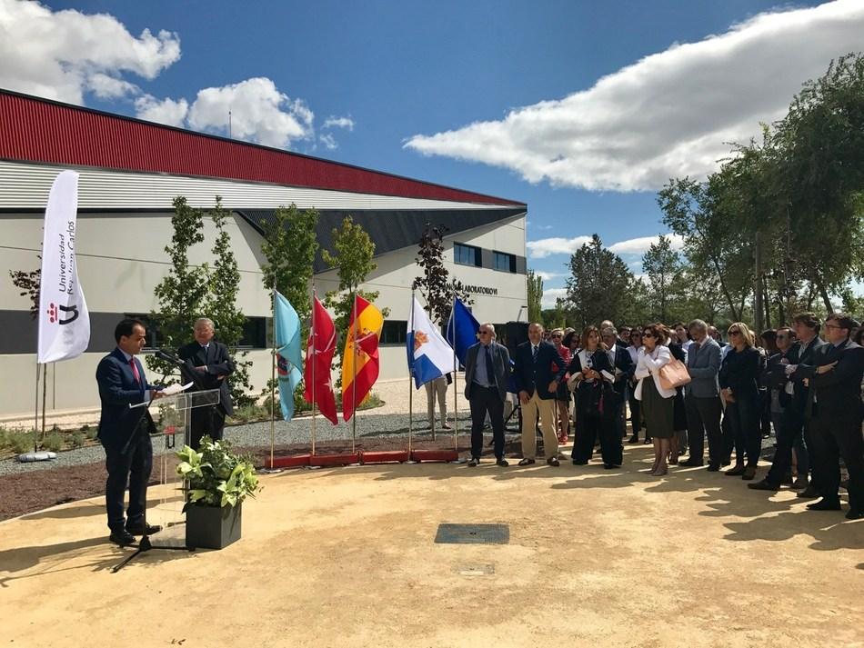 URJC Aeronautical Training Center equipped by EDIBON International (PRNewsfoto/EDIBON International)