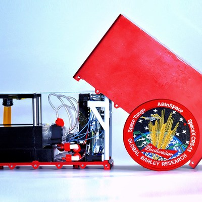 The barley seeds will live and grow within a Space Tango CubeLab™, a shoebox-sized facility that hosts small-scale experiments. These experiments on the International Space Station are the first of many steps Budweiser will take to reach its larger goal of creating a microgravity beer for Mars.
