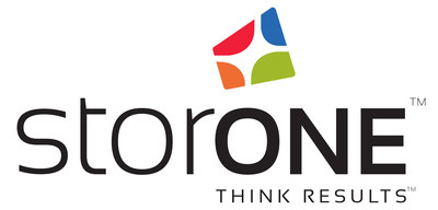 StorONE logo (PRNewsfoto/StorONE)
