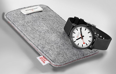 https://mma.prnewswire.com/media/608474/Mondaine_essence_pouch_watch.jpg