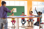 New Creation - A Free Progress School Picture (PRNewsfoto/New Creation)