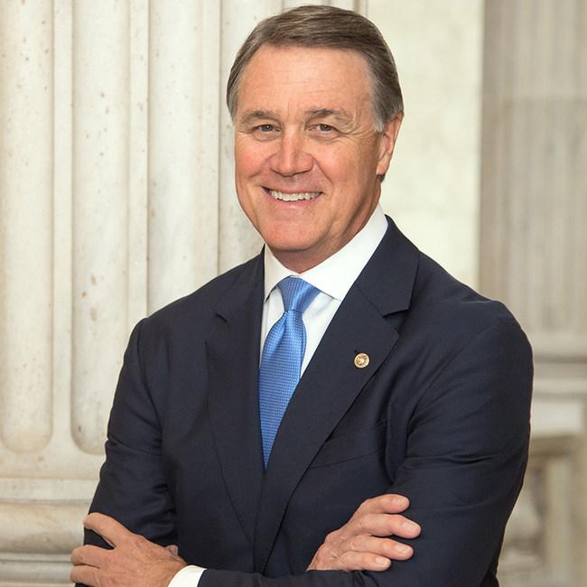 U.S. Senator David Perdue