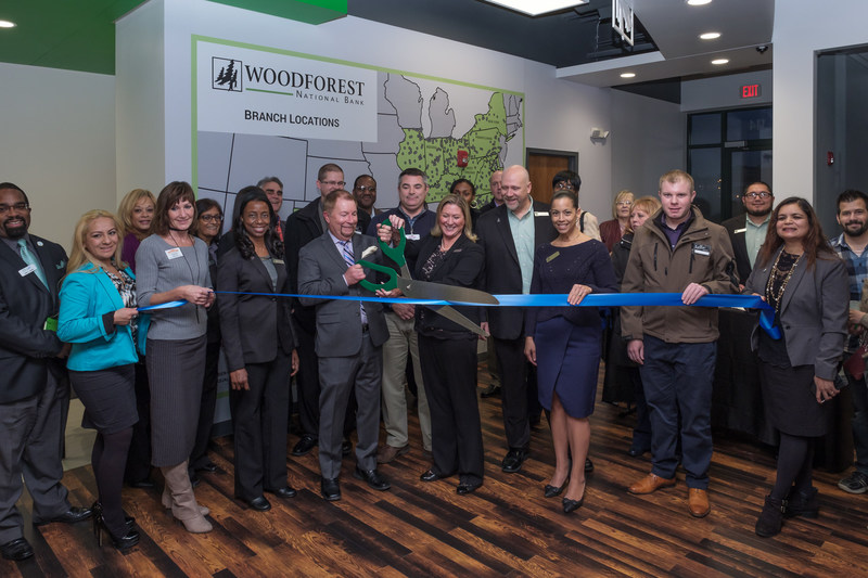 Woodforest National Bank Opens New Community Center In ...