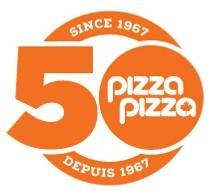Pizza Pizza Limited (CNW Group/Pizza Pizza Limited)