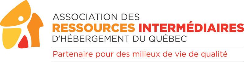 Logo : Association des Ressources Intermédiaires d'Hébergement du Québec (ARIHQ) (Groupe CNW/Association des ressources intermédiaires d'hébergement du Québec)