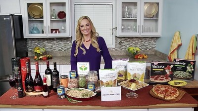 Parker gave some expert tips on entertaining guests for the holidays!
