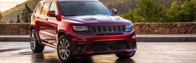 Reviews of 2018 Jeep crossover SUV models