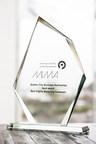 La ville de Québec remporte l'or aux MIMA 2017 avec la campagne de marketing numérique de Québec Destination affaires. (Groupe CNW/Société du Centre des congrès de Québec)