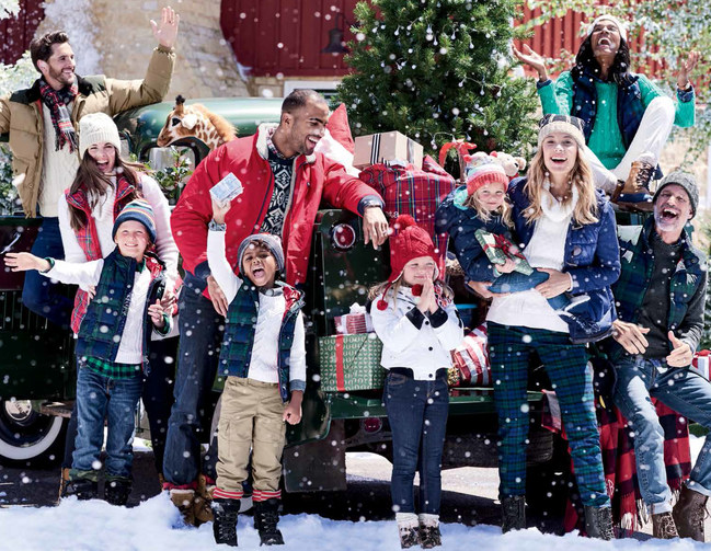 Cyber Monday: Santa To Go LIVE with Lands' End for 12 Hours