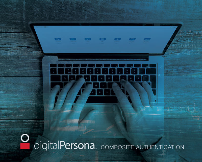 DigitalPersona adds behavioral biometrics.