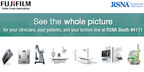 Fujifilm Exhibits Its Latest Innovations In Digital Radiography At RSNA 2017