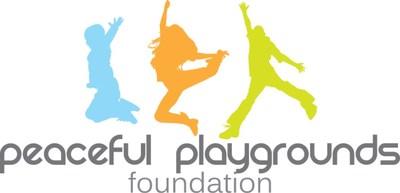 Peaceful Playgrounds Foundation Logo