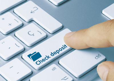 check deposit services