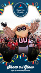 2017 Georgia Power Light Up the Holidays contest kicks off with free Freddie Falcon fan photos, giveaways at Mercedes-Benz Stadium on November 26