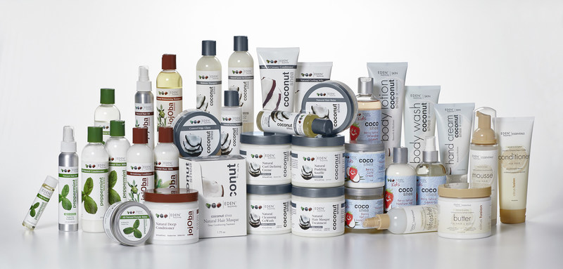 Give the Gift of Healthy, Happy Hair for the Holidays with EDEN BodyWorks