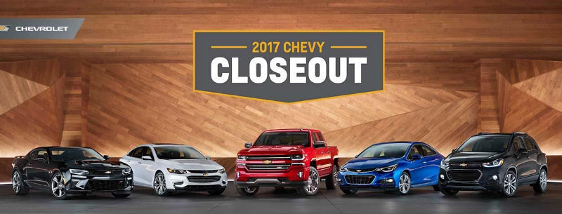 Strosnider Chevrolet Welcomes Chevrolet S 2017 Chevy Closeout Event