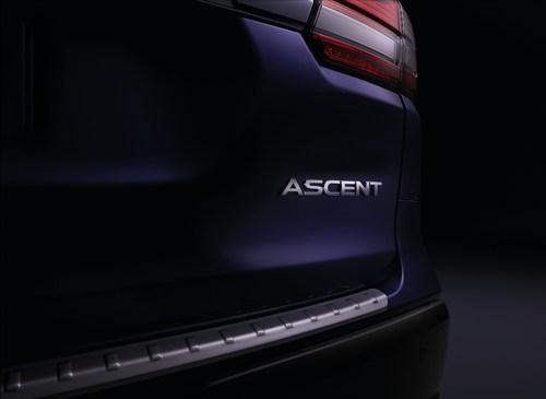 All-New 2019 Subaru Ascent to Debut at 2017 L.A. Auto Show (CNW Group/Subaru Canada Inc.)