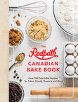 The Redpath Canadian Bake Book, offers more than 200 recipes that showcase and celebrate the many distinct culinary traditions of Canada. (CNW Group/Appetite by Random House)