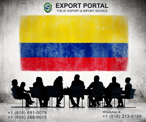 Export Portal Attends ProColombia ECOMMERCE 2017 and Announces Country Brand Ambassador Search in Central and South America