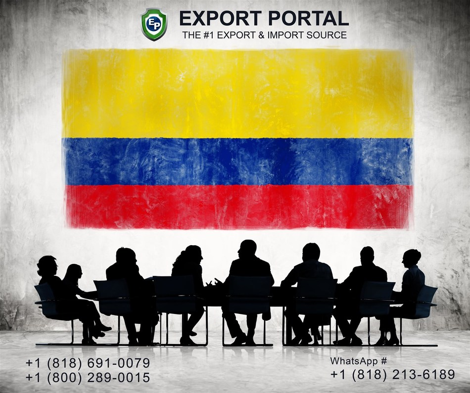 Export Portal Attends ProColombia ECOMMERCE 2017 and Announces Country Brand Ambassador Search in Central and South America (PRNewsfoto/Export Portal)
